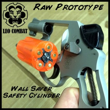 The Wall-Saver safety cylinder: where did that come from?