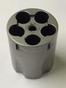 Live cylinder back end